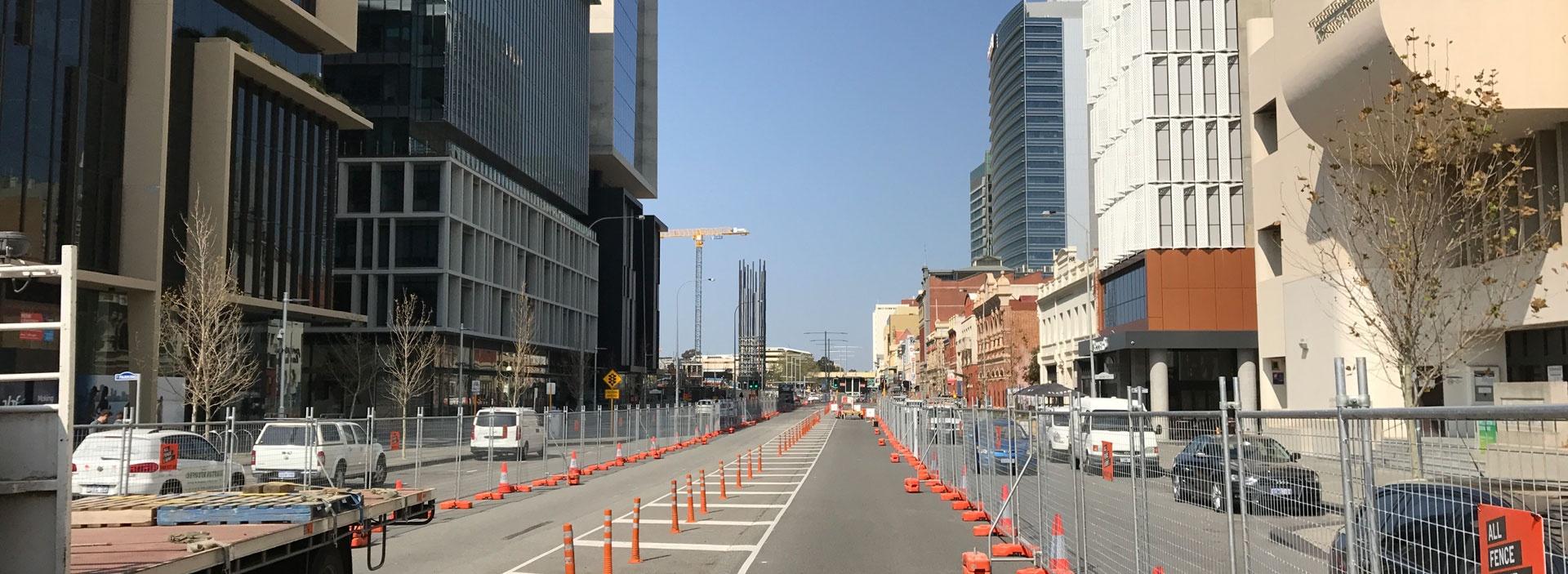 Fences for Construction